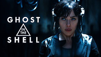 Ghost in the Shell (2017) on Netflix in Australia