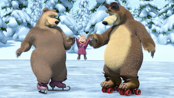 Masha and the Bear: Season 1: Holiday on Ice / Hocus-Pocus / Little Cousin