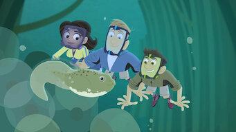 Wild Kratts: Season 2: Aqua Frog